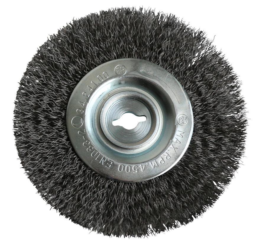 Drahtbürste für Unkrautbürste Fugenbürste Metall