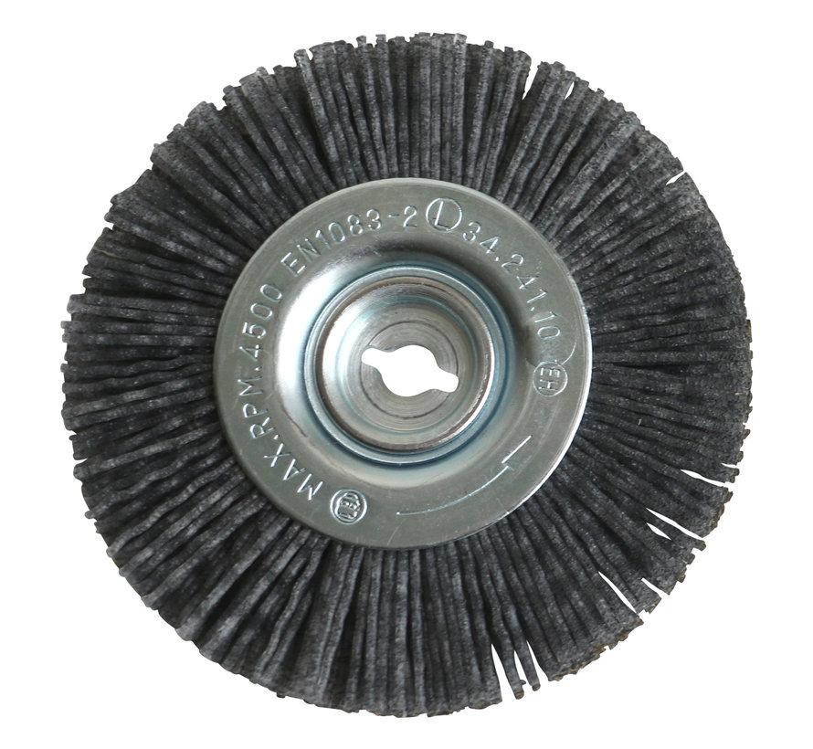Brosse en nylon de rechange pour brosse désherbante
