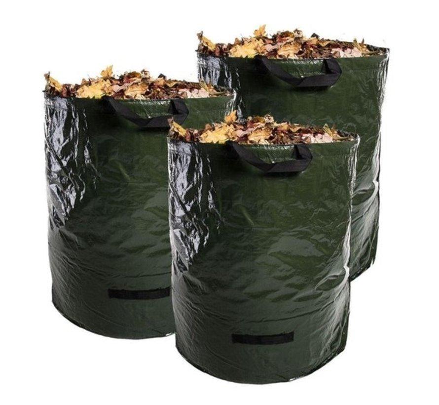 Sac à déchets de jardin pliable 120 L