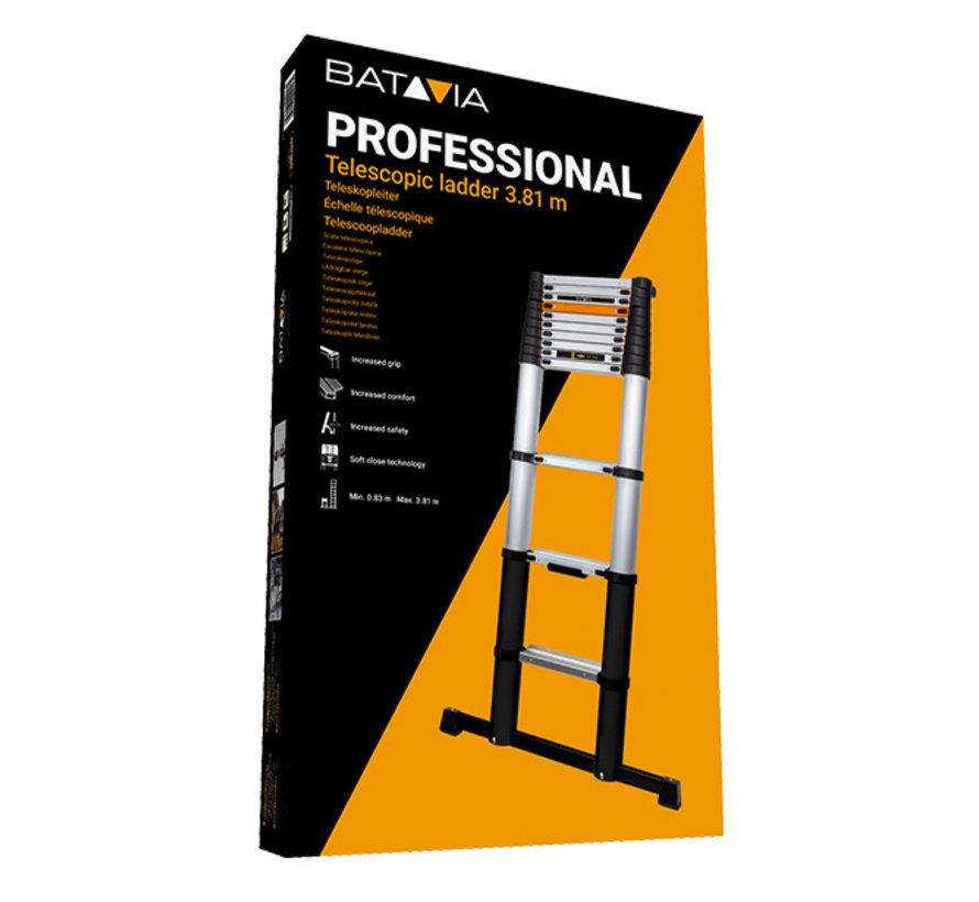 Batavia Professional Teleskopleiter 3.81 m