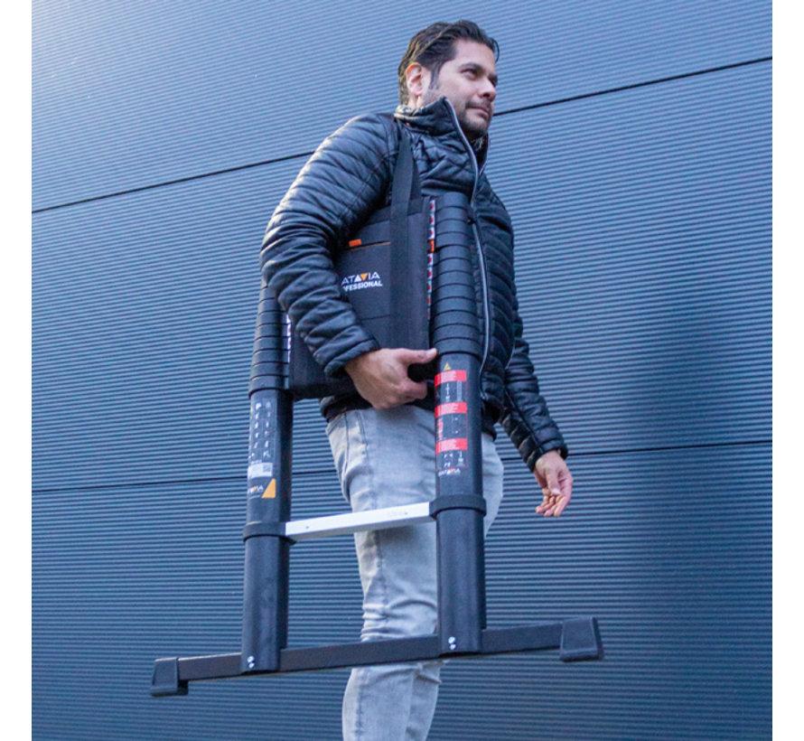 Échelle télescopique Batavia Professional 3.81 m