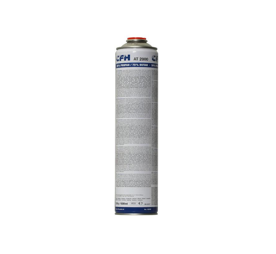 Universal-Gasflasche für Unkrautbrenner mit Gewindeanschluss