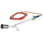 CFH PA079 Professioneller Unkrautbrenner mit 5 Meter Gasschlauch