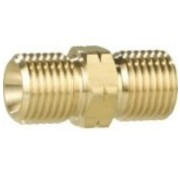 "CFH 70103 Gas hose coupling / connector, 3/8"" thread"