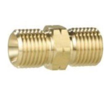 """CFH 70103 Gas hose coupling / connector, 3/8"""" thread"""
