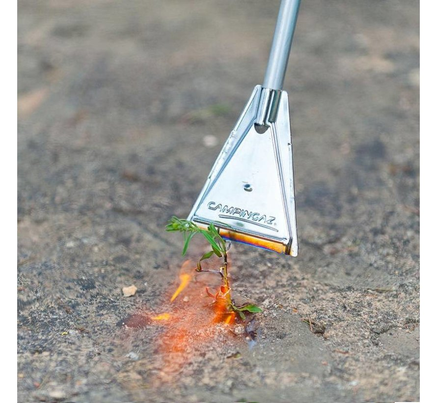 GT2000PZ weed burner with Piezo ignition with FREE gas cylinder