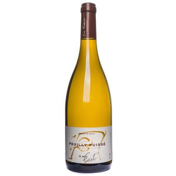 Eric Forest Pouilly-Fuissé l'Ame Forest 2017, Eric Forest