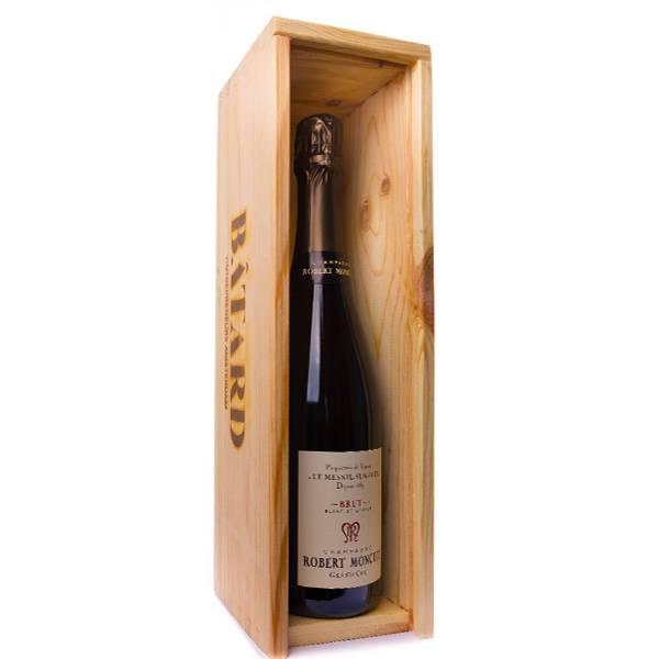 1-vaks kist Champagne Robert Moncuit