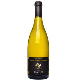 Domaine David Renaud, Irancy Grume de Chardonnay 2017, David Renaud