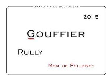 Domaine Gouffier,  Fontaine en Mercurey