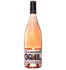 Côtes de Provence Rosé Corail 2018, Roquefort
