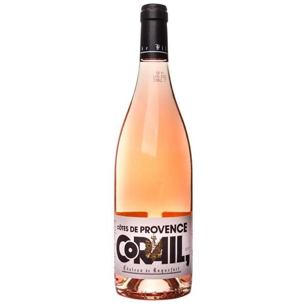 Côtes de Provence Rosé Corail 2017, Roquefort