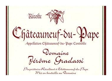 Domaine Jérôme Gradassi, Châteauneuf-du-Pape
