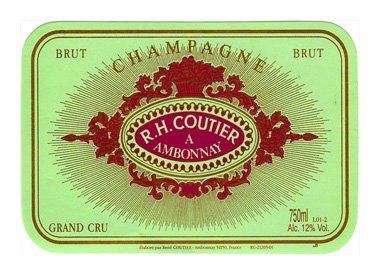 Champagne R.H. Coutier, Ambonnay