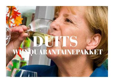Duits Wijnquarantainepakket