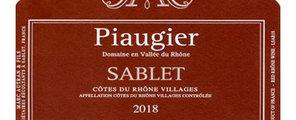 Domaine Piaugier, Sablet