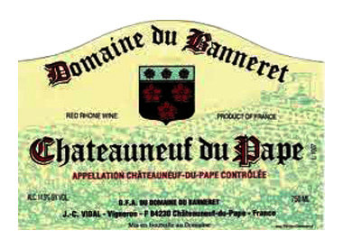 Domaine du Banneret, Châteauneuf-du-Pape