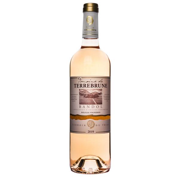 Domaine Terrebrune, Ollioules Bandol Rosé 2019, Domaine de Terrebrune