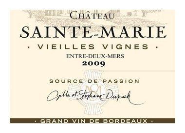 Château Sainte Marie