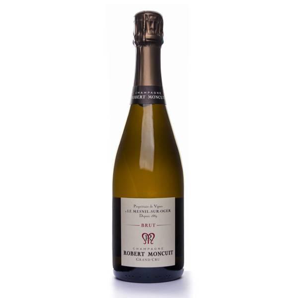 Champagne Robert Moncuit, Le Mesnil sur Oger Robert Moncuit Les Grands Blancs