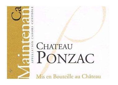 Château Ponzac, Cahors