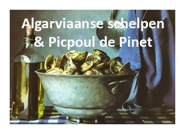 Algarviaanse schelpen