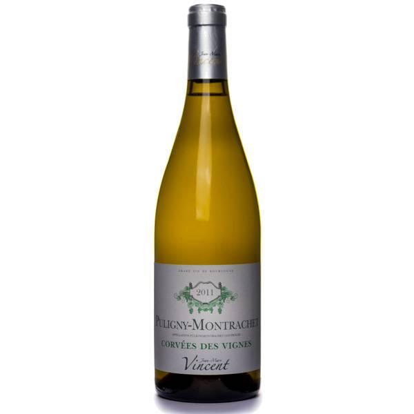 Domaine Jean Marc Vincent Puligny Montrachet 'Corvées des Vignes' 2016 Jean Marc Vincent