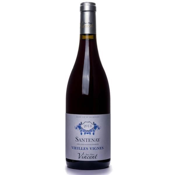 Domaine Jean Marc Vincent Santenay 'Vieilles Vignes' 2016 Rouge Jean Marc Vincent
