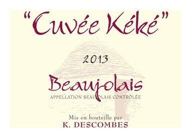 Kewin Descombes, Morgon Villié