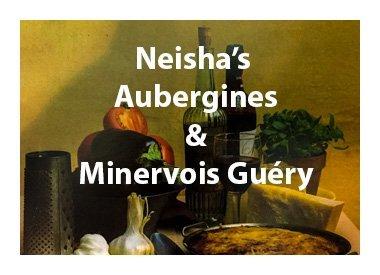 Neisha's Aubergines