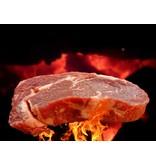 """Rib Eye Steak """"Wet Aged"""" von der Färse"""