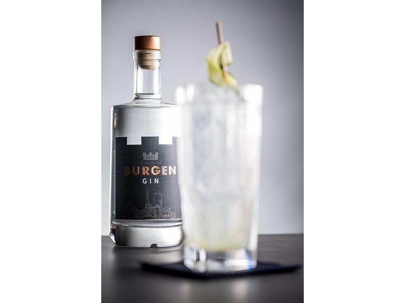 BURGEN DRINKS BURGEN GIN handcrafted 45% vol. 0.5 Liter