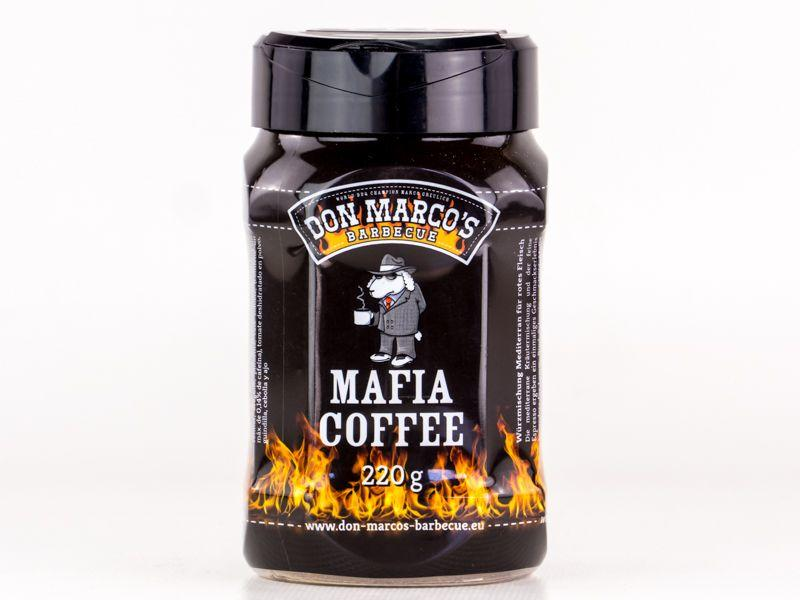 DON MARCO Don Marco's Mafia Coffee Rub / 220g Streuer