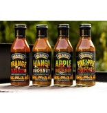 DON MARCO Mango Habanero Coconut Glaze & Barbecue Sauce 375ml