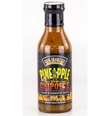 DON MARCO Pineapple Rum Chipotle Glaze & Barbecue Sauce 375ml