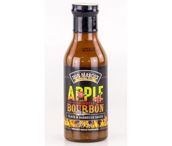 Apple Chipotle Bourbon Glaze & Barbecue Sauce