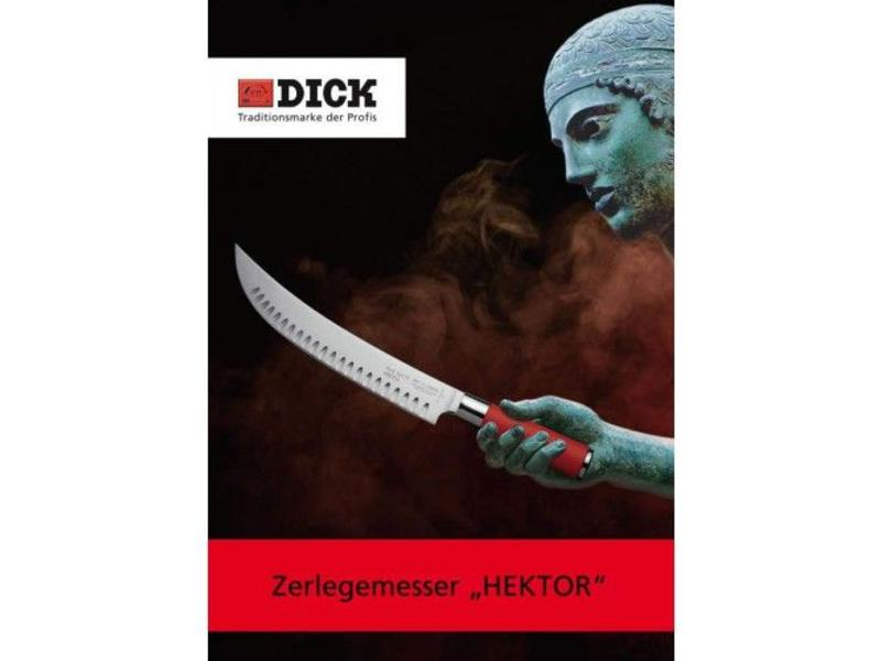 F.DICK F. Dick Red Spirit HEKTOR Zerlegemesser
