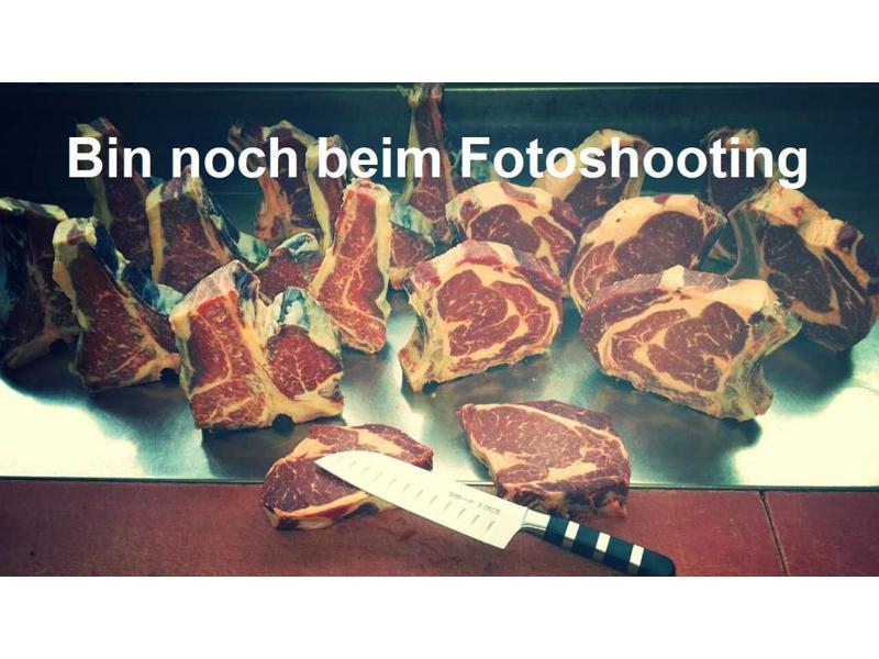 PORTERHOUSE & T-BONE / FRISCH ZUM SELBER REIFEN / KÖNIGSSTÜCK