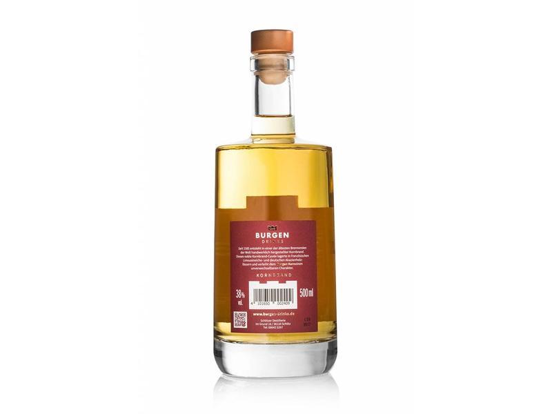 BURGEN DRINKS Burgen Korn Premium Kornbrand