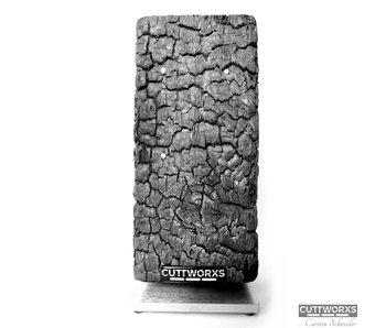 Messerblock PYROLITH Ascheoptik
