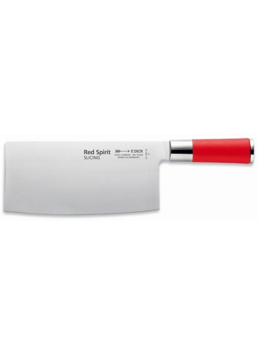 Chin. Kochmesser (Slicer) Red Spirit, 18 cm