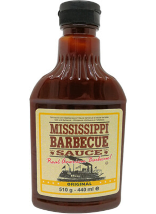 MISSISSIPPI BARBECUE SAUCE