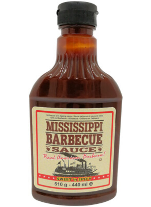 MISSISSIPPI   SWEET'N SPICY