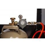 GRILLFÜRST Grillfürst G310E 3-Brenner Gasgrill mit Hochtemperaturbrenner und Edelstahl Rosten