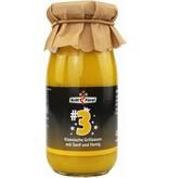 GRILLFÜRST Grillfürst BBQ Sauce No. #3, die klassische Sauce mit Senf und Honig