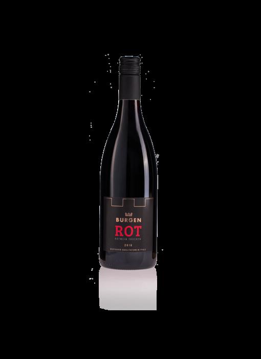 Burgen Rot Wein