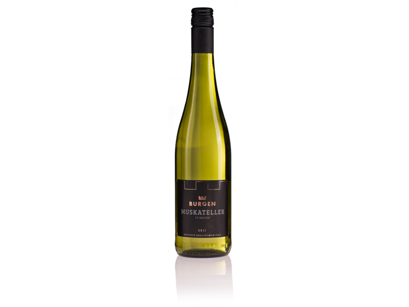 BURGEN DRINKS Burgen Muskateller Wein 750ml