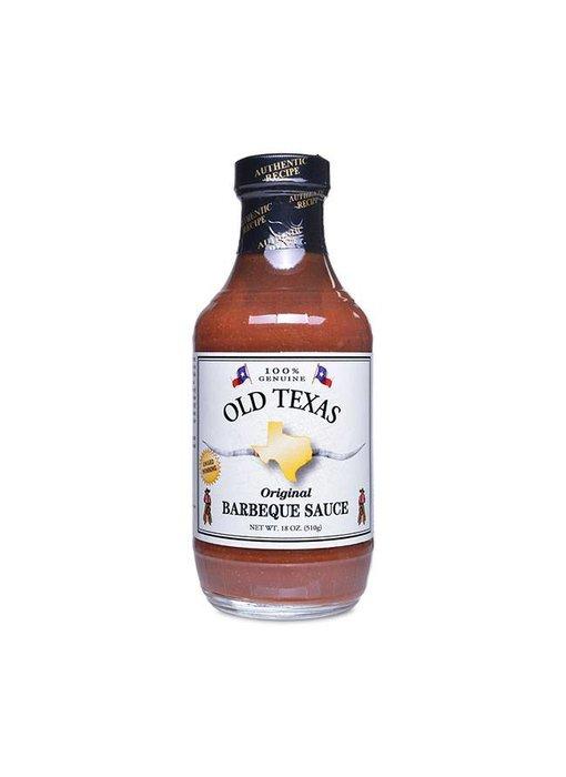 Old Texas Original Barbeque Sauce
