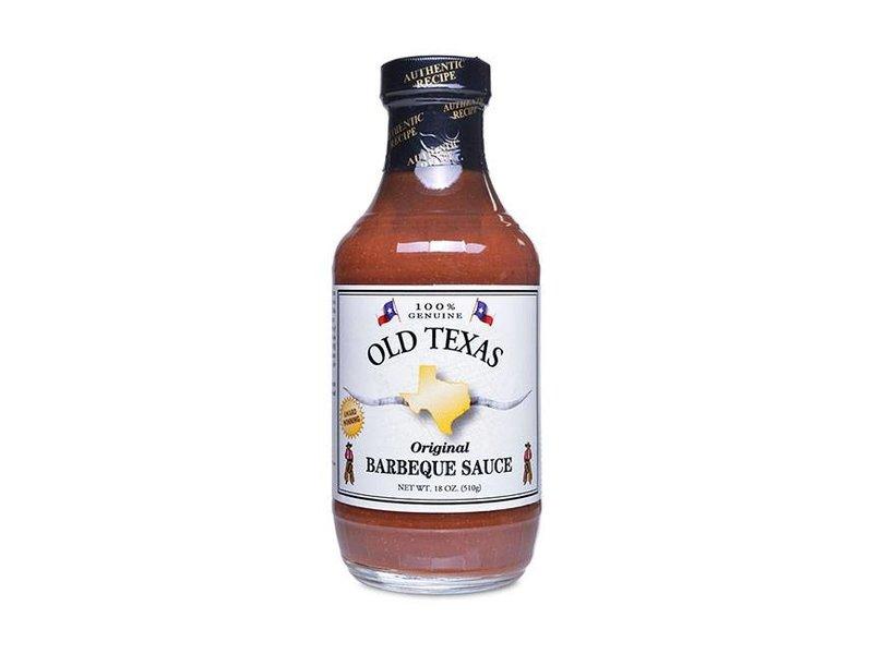 Old Texas Original Barbeque Sauce – 455ml