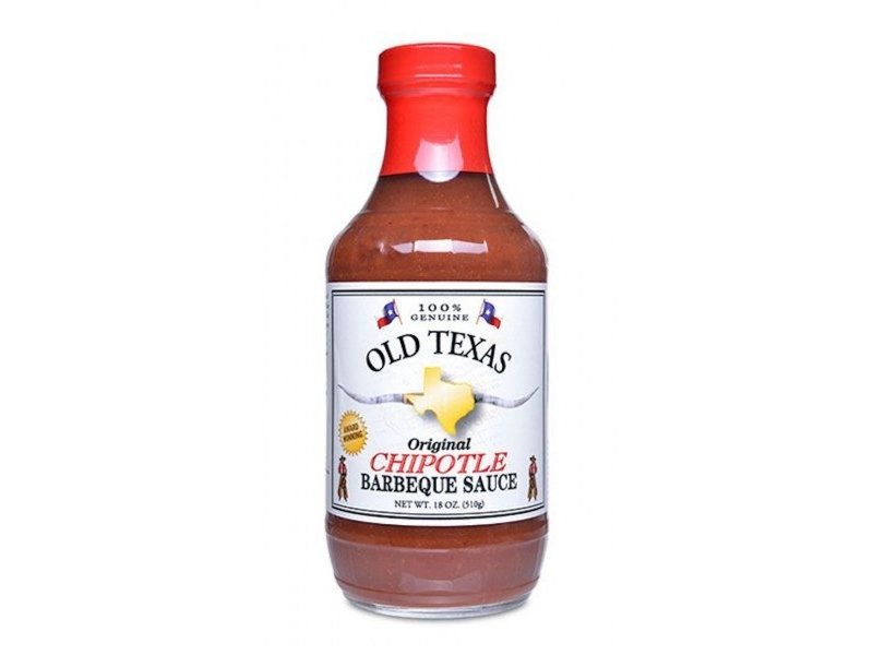 Old Texas Chipotle BBQ Sauce 455ml